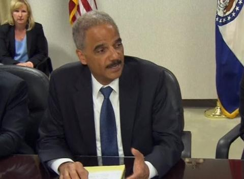 News video: Holder: